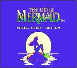 Pantallazo de Disney's The Little Mermaid para Nintendo (NES)