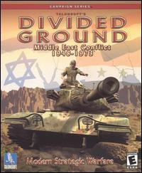 Caratula de Divided Ground: Middle East Conflict 1948-1973 para PC