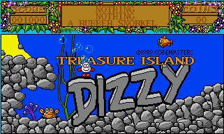 Pantallazo de Dizzy Collection para Amiga