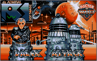 Pantallazo de Doctor Who: Dalek Attack para PC