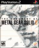 Carátula de Document of Metal Gear Solid 2, The