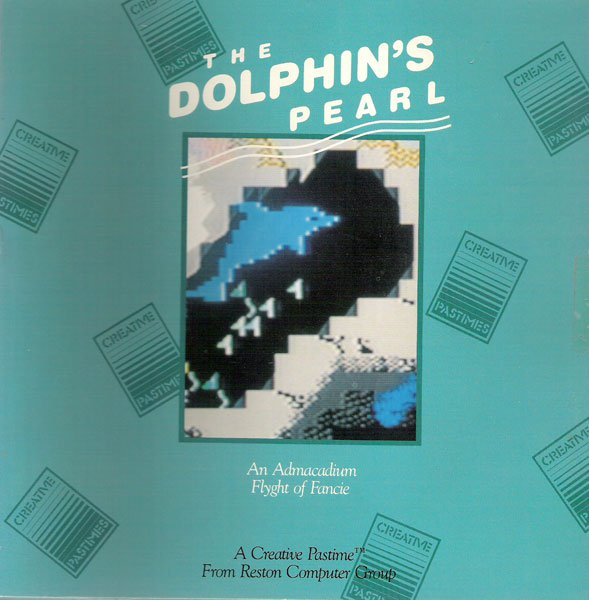 Caratula de Dolphins Pearl, The para Commodore 64