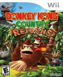 Carátula de Donkey Kong Country Returns