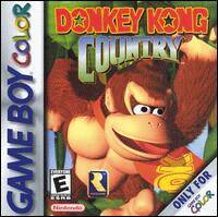 Caratula de Donkey Kong Country para Game Boy Color