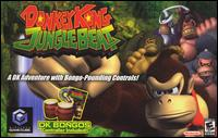 Caratula de Donkey Kong Jungle Beat with Bongos para GameCube