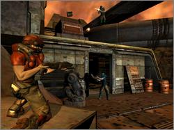 Pantallazo de Doom 3: Resurrection of Evil para Xbox
