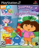 Carátula de Dora the Explorer: Journey to the Purple Planet