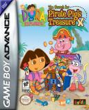 Carátula de Dora the Explorer: The Search for Pirate Pig's Treasure