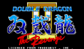 Pantallazo nº 65029 de Double Dragon 2 (320 x 200)