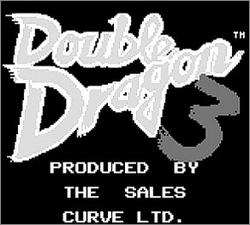 Pantallazo de Double Dragon 3 para Game Boy