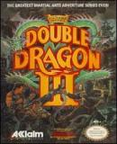 Carátula de Double Dragon III: The Sacred Stones