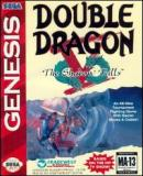Carátula de Double Dragon V: The Shadow Falls