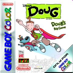 Caratula de Doug's Big Game para Game Boy Color