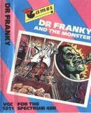 Caratula nº 103015 de Dr. Franky and the Monster (212 x 279)