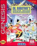 Carátula de Dr. Robotnik's Mean Bean Machine