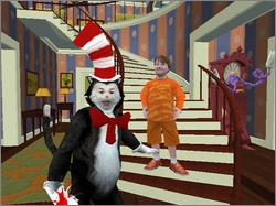 Pantallazo de Dr. Seuss' The Cat in the Hat para Xbox