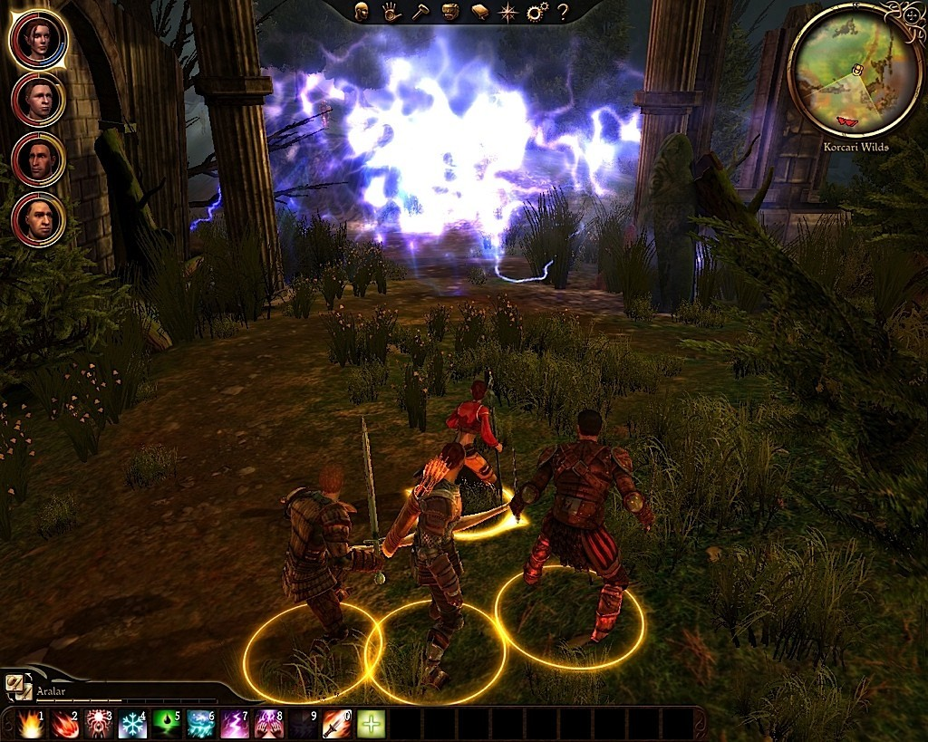 Pantallazo de Dragon Age: Origins para PC