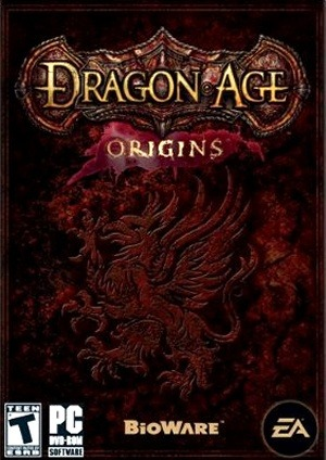 Caratula de Dragon Age: Origins para PC