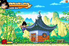 Pantallazo de Dragon Ball Advance Adventure (Japonés) para Game Boy Advance