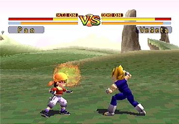 Pantallazo de Dragon Ball GT: Final Bout para PlayStation
