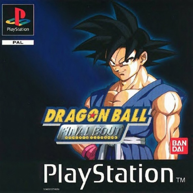 Caratula de Dragon Ball GT: Final Bout para PlayStation