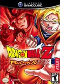 Caratula de Dragon Ball Z: Budokai  para GameCube