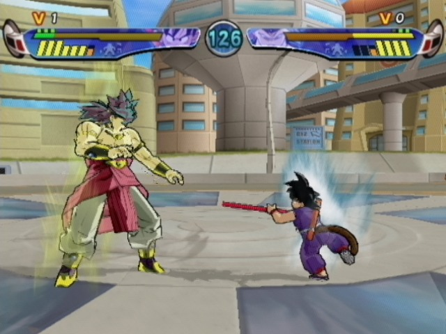 Pantallazo de Dragon Ball Z: Budokai 3 para PlayStation 2