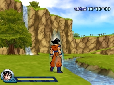 Pantallazo de Dragon Ball Z: Infinite World para PlayStation 2