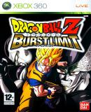 Carátula de Dragon Ball Z Burst Limit