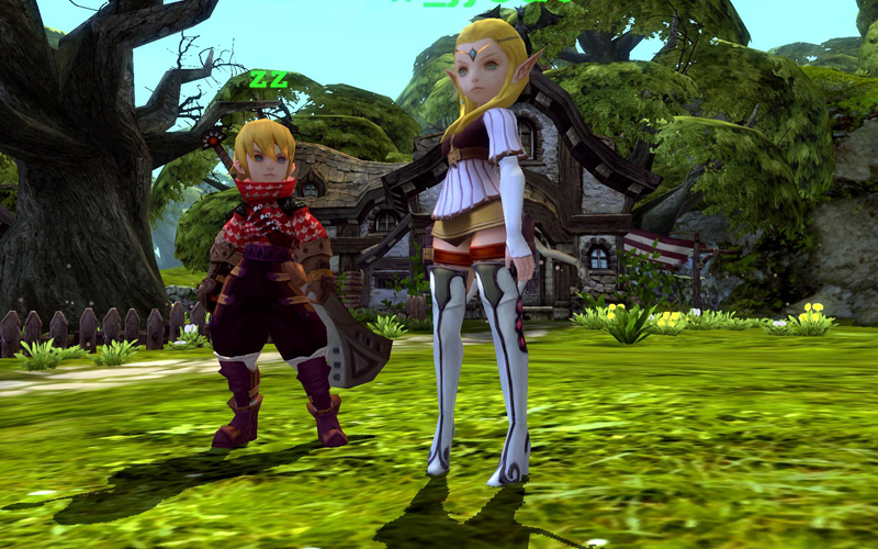 Pantallazo de Dragon Nest para PC