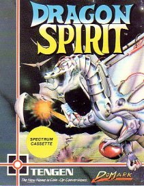 Caratula de Dragon Spirit para Spectrum