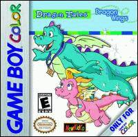 Caratula de Dragon Tales: Dragon Wings para Game Boy Color