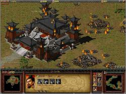 Pantallazo de Dragon Throne: Battle of Red Cliffs para PC