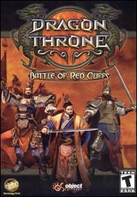 Caratula de Dragon Throne: Battle of Red Cliffs para PC