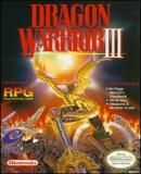 Caratula nº 35344 de Dragon Warrior III (200 x 289)