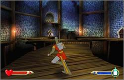 Pantallazo de Dragon's Lair 3D: Return to the Lair para PlayStation 2