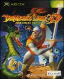 Carátula de Dragon's Lair 3D: Return to the Lair