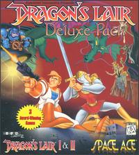 Caratula de Dragon's Lair Deluxe Pack CD-ROM para PC