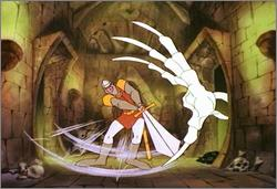 Pantallazo de Dragon's Lair Deluxe Pack CD-ROM para PC