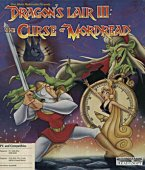 Caratula de Dragon's Lair III: Curse of the Mordread para PC