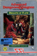 Caratula de Dragons of Flame para PC