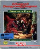 Caratula nº 65034 de Dragons of Flame (120 x 179)