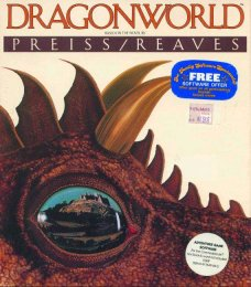 Caratula de Dragonworld para PC