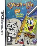 Carátula de Drawn to Life: Spongebob Squarepants Edition
