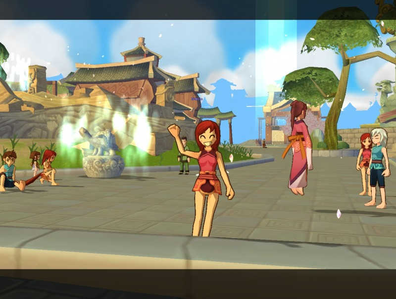 Pantallazo de Dream Of Mirror Online para PC