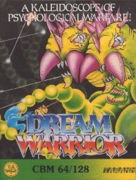 Caratula de Dream Warrior para Commodore 64