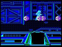 Pantallazo de Dream Warrior para Amstrad CPC