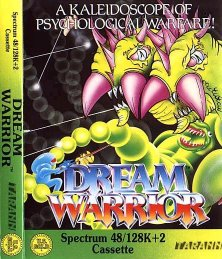 Caratula de Dream Warrior para Spectrum