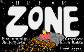Pantallazo de Dream Zone para Amiga