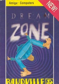 Caratula de Dream Zone para Atari ST